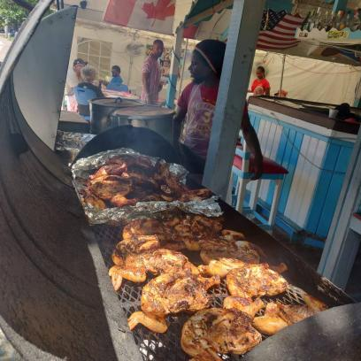 Negril - barbecue