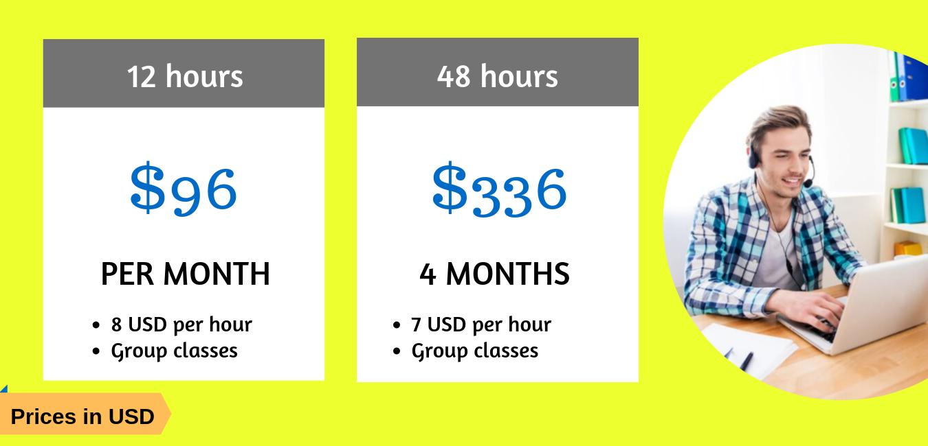 Plans - group classes