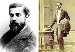 Spanish architect Gaudí